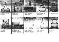 Dartington 1967-68 glass catalogue, page 3