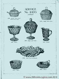 Sowerby 1927 glass catalogue, page 15