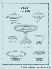 Sowerby 1927 glass catalogue, page 16
