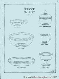 Sowerby 1927 glass catalogue, page 18