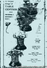 Sowerby 1933 glass catalogue, page 5