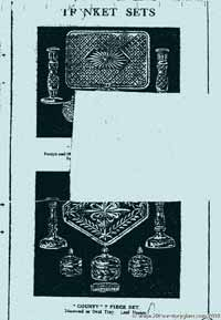 Sowerby 1933 glass catalogue, page 8
