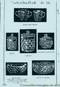 Sowerby 1933 glass catalogue, page 11