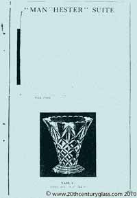 Sowerby 1933 glass catalogue, page 12