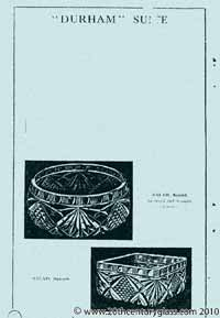 Sowerby 1933 glass catalogue, page 13