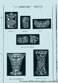 Sowerby 1933 glass catalogue, page 14