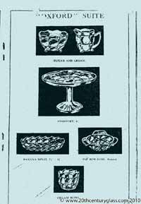 Sowerby 1933 glass catalogue.