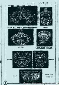 Sowerby 1933 glass catalogue, page 17