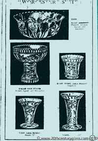 Sowerby 1933 glass catalogue, page 18