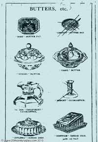 Sowerby 1933 glass catalogue, page 19