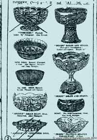 Sowerby 1933 glass catalogue, page 21