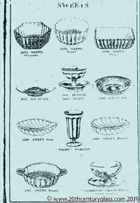 Sowerby 1933 glass catalogue, page 26
