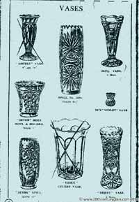 Sowerby 1933 glass catalogue, page 27