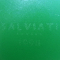 Salviati acid stamp.
