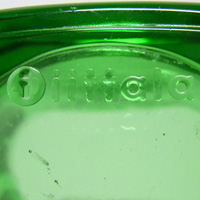 Iittala embossed mark.