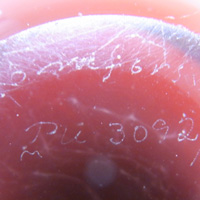 Glass Identification Signatures Marks Antique Amp Collectable Glass Encyclopedia