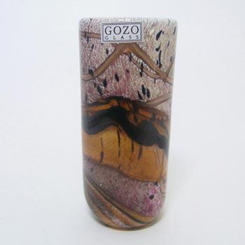 Gozo Maltese Glass 'Seashell' Vase - Labelled