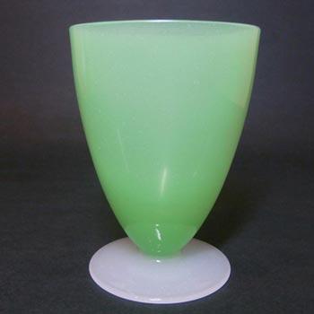 Stevens & Williams Stourbridge Alabaster Glass Tumbler
