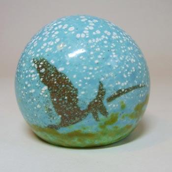 Caithness Glass 'Dinosaurs' Paperweight/Paper Weight