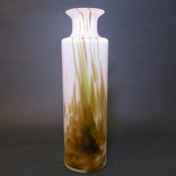 Holmegaard 'Cascade' Glass Vase by Per Lutken - Signed