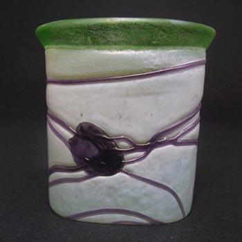 Kosta Boda Glass 'Galaxy' Vase - Signed Bertil Vallien