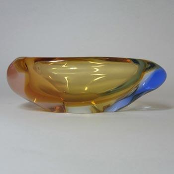 Mstisov Czech Glass Romana Bowl by Hana Machovska
