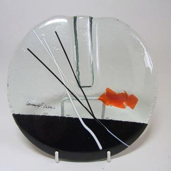 Dartington Single Stem 'Conceicao Cabral' Glass Vase