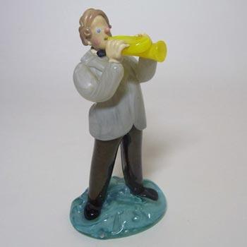 Zelezny Brod Czech Glass Figurine - Jaroslav Brychta