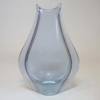 Zelezny Brod Czech Neodymium/Alexandrite Glass Vase