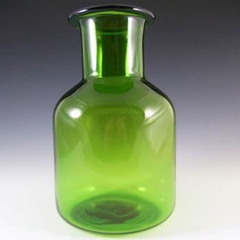 Dartington #FT223 RARE Frank Thrower Glass 'Inkwell' Vase