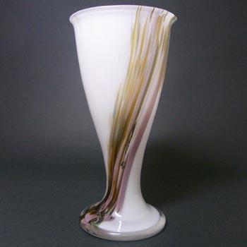 Holmegaard 'Najade' Scandinavian Glass Vase by Per Lutken