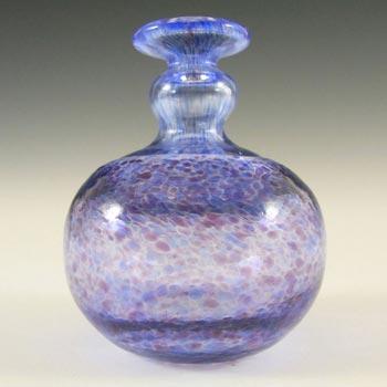 Kosta Boda Swedish Glass Vase - Signed Bertil Vallien 48008