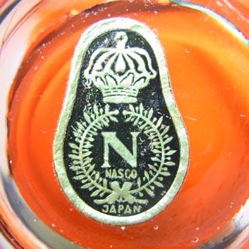 'Nasco, Japan' import label