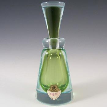 Seguso Vetri d'Arte Glass Perfume Bottle - Flavio Poli