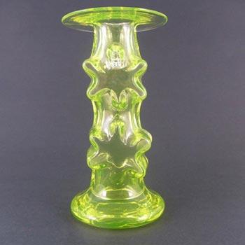 Riihimaki #1966 Erkkitapio Siiroinen Glass Kasperi Vase