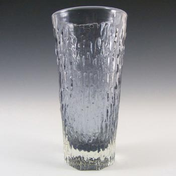 Whitefriars #9831 Baxter Lilac Glass Cooling Tower Vase