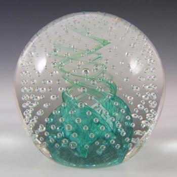 Caithness Glass 'Cauldron' Paperweight/Paper Weight