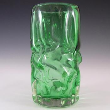 Crystalex/Bor Czech Glass Vase by Pavel Hlava c. 1968