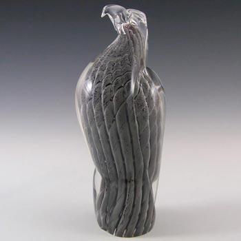 FM Konstglas/Marcolin Sfumato Glass Eagle - Signed