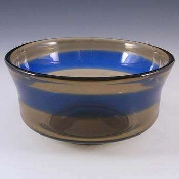 Holmegaard 'Skål' Glass Bowl by Arne Jon Jutrem - Signed