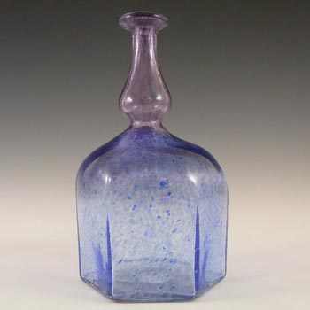 Kosta Boda Swedish Glass Vase - Signed Bertil Vallien 47835