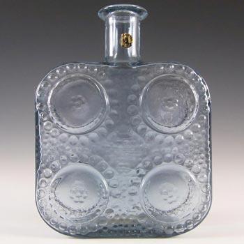 Riihimaki #1724 Riihimaen Neodymium Glass Nanny Still 'Grapponia' Vase