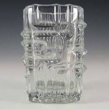 Rosice Sklo Union Glass Geometric Vase - Vladislav Urban