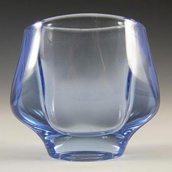 Sklo Union Hermanova Hut Glass Vase - Frantisek Vizner