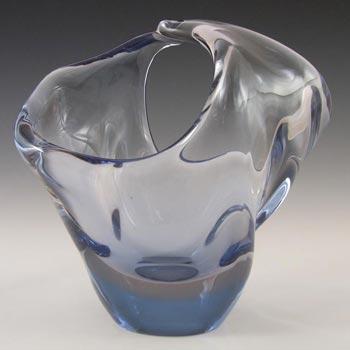 Skrdlovice Czech Glass 'Elegance' Bowl - Stahlikova/Veliskova