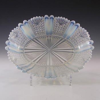 Davidson Moonshine Pearline Glass 'Richelieu' Bowl