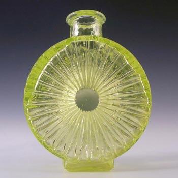 Riihimaki 'Aurinkopullo' Riihimaen Glass Helena Tynell Sun Vase