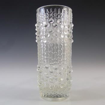 Sklo Union Hermanova Hut Glass Vase by Frantisek Peceny