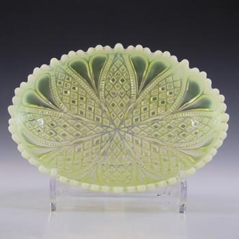 Davidson Primrose Pearline Glass 'William & Mary' Bowl