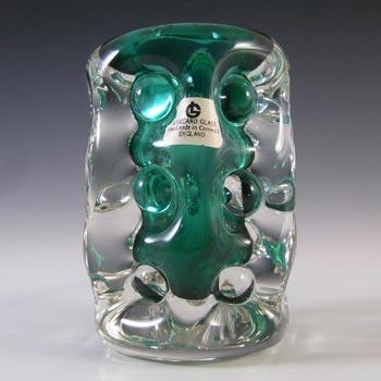 LABELLED Liskeard Green Glass